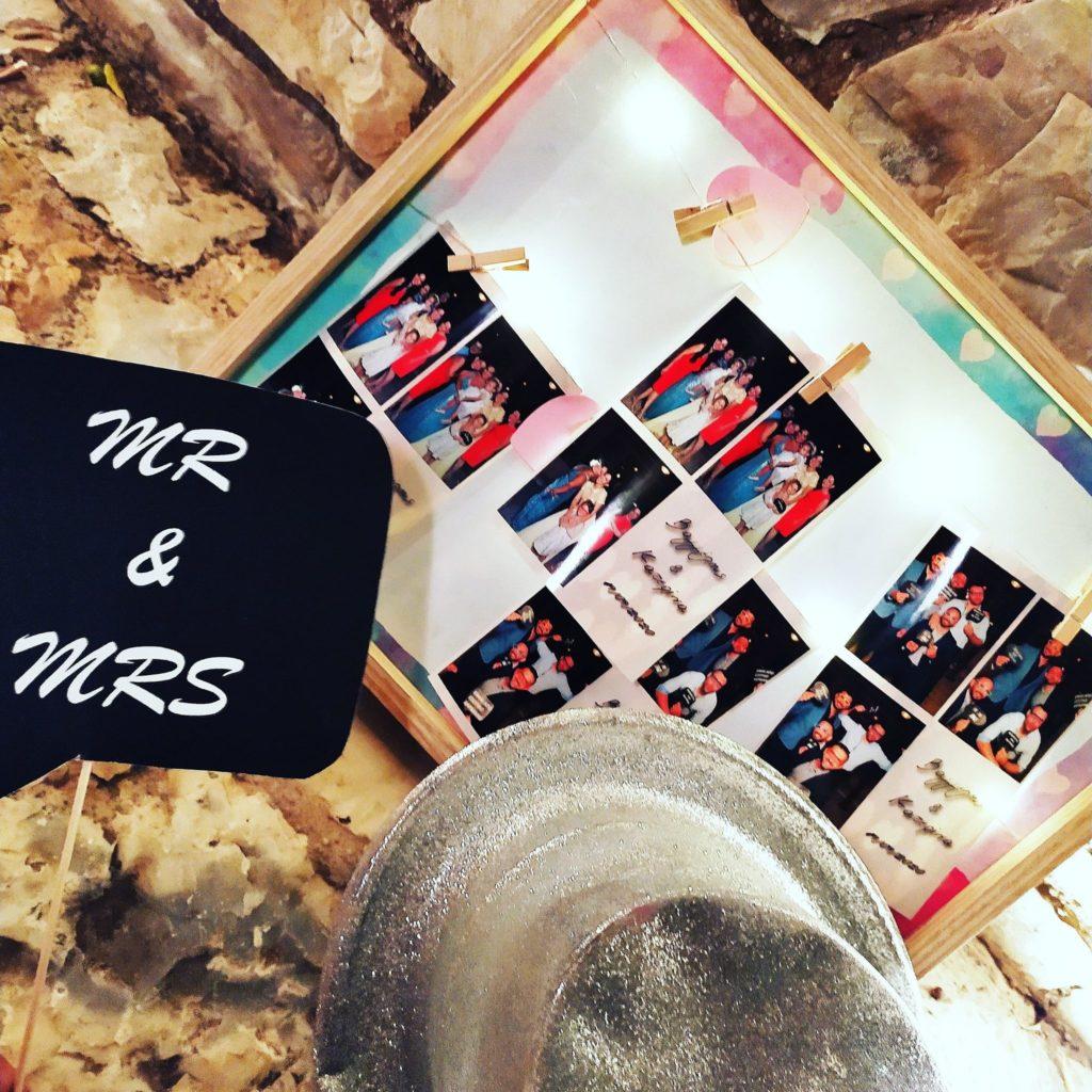 βιβλιο ευχών photobooth